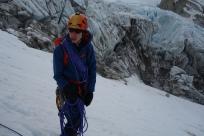 Back to the Fitzroy glacier north