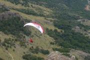 Speedflying in South America