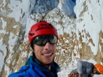 High on Cerro Torre